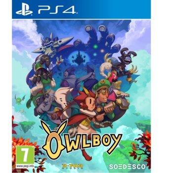 Игра за конзола Owlboy, за PS4 image