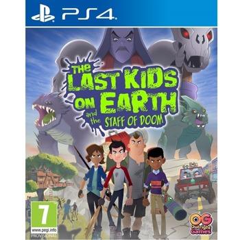 Игра за конзола The Last Kids on Earth and The Staff of Doom, за PS4 image