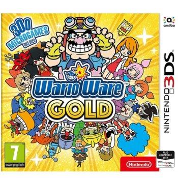 Игра за конзола WarioWare Gold, за Nintendo 3DS image