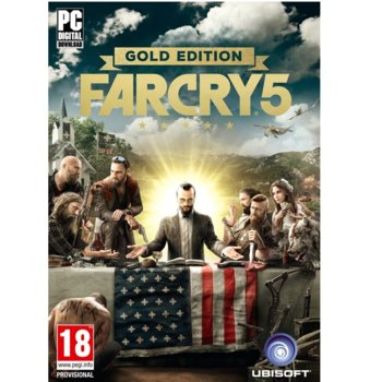 Far Cry 5 Gold Edition product