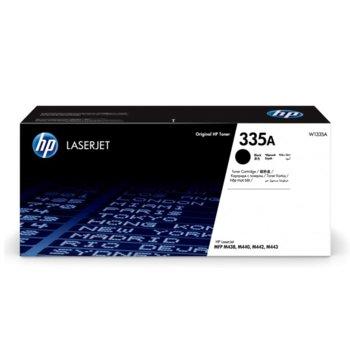 Тонер касета за HP LaserJet MFP M438/M440/M442/M443 - Black - W1335A - HP, Заб.: 7 400 k image