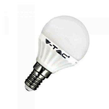 LED Крушка V-Tac VT-1819, E14, P45, 4W, 320 lm, 3000K image
