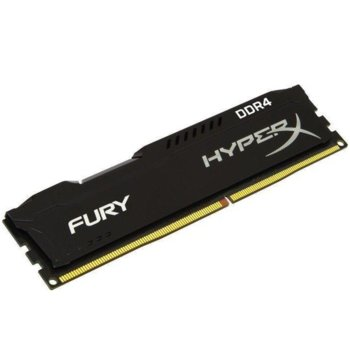 Памет 4GB DDR4 2400 KINGSTON HPX FURY, 1.2v image