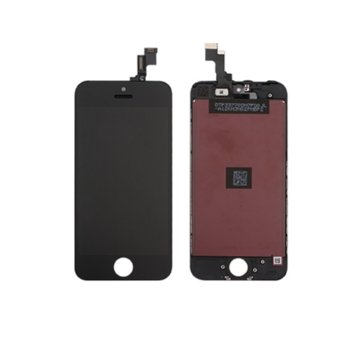 Дисплей за Apple iPhone 5, LCD with touch, assembly, черен image
