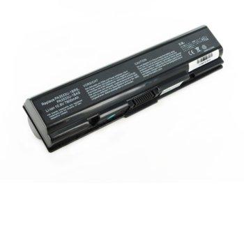 Батерия (заместител) за Toshiba Dynabook/Satellite/Satellite Pro, 10.8V, 7800 mAh image