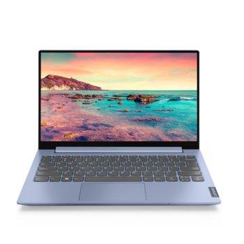 "Лаптоп Lenovo IdeaPad S540-13API (81XC0028BM)(син), четириядрен Zen 2 AMD Ryzen 5 3550H 2.1/3.7GHz, 13.3"" (33.78 cm) QHD IPS 300nits Glossy Display, (USB 3.1 Type-C ), 8GB DDR4, 512GB SSD, Windows 10 Home image"