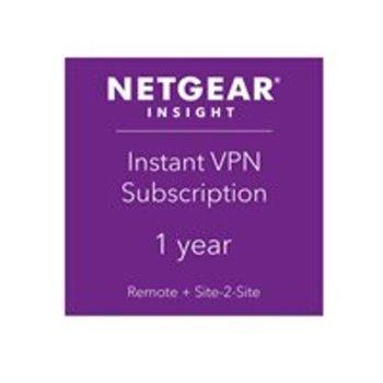 Netgear Insight Pro VPN NPVNY1L1-10000S, абонамент за 1 година image