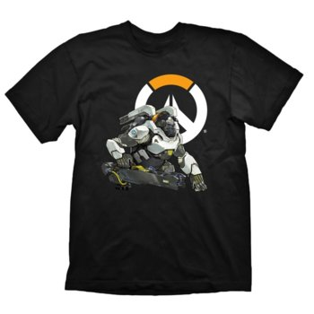 Тениска Gaya Entertainment Overwatch Winston, размер XXL, черна image