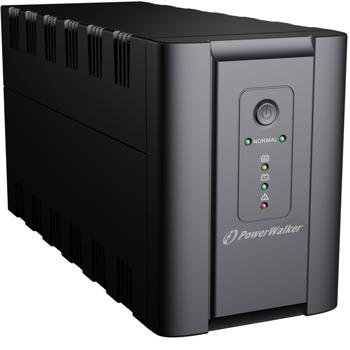 UPS Powerwalker VI 1200VA UPS, 1200VA/600W, Line Interactive  image