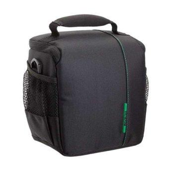 Чанта за фотоапарат Rivacase 7420 (PS) за SLR/DSLR фотоапарати, полиестер, черна image