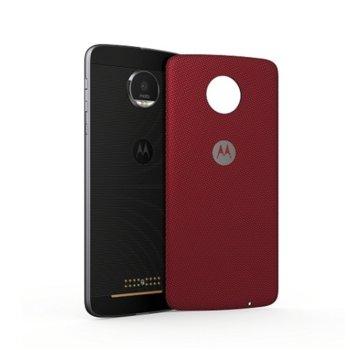 Калъф за Moto Z, Lenovo Crimson Nylo ASMCAPRDNYEU, червен  image