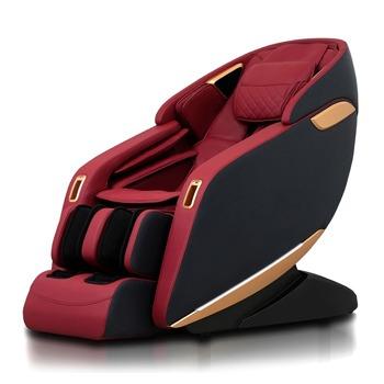 Масажен стол Rexton Z1-RED, 3D масаж, 12 автоматични програми, функция загряване, вграден пулт за управление, Bluetooth, червен image