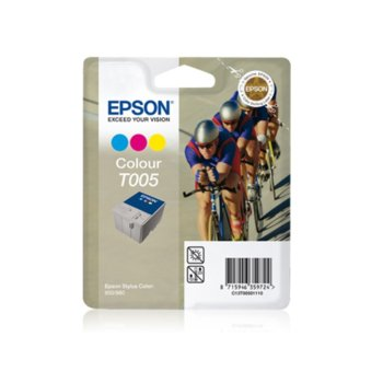 ГЛАВА ЗА EPSON STYLUS COLOR 900 / N - Color - P№ C13T00501110 image