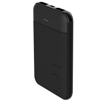 Външна батерия /power bank/ One Plus ND2035, 6500mAh, различни цветове, 2x USB-A, 1x USB-Micro image