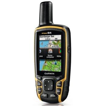 Garmin GPSMAP 64 (010-01199-00) product