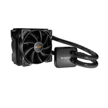Водно охлаждане за процесор Be Quiet! SILENT LOOP (120mm), съвместимост с Intel LGA 775/1150/1151/1155/1156/1366/ 2011(-3) & AMD AM2(+)/AM3(+)/FM1/FM2(+) image