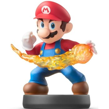 Фигура Nintendo Amiibo - Mario No.1 [Super Smash], за Nintendo Switch image
