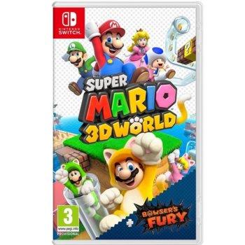 Игра за конзола Super Mario 3D World + Bowser's Fury, за Nintendo Switch image