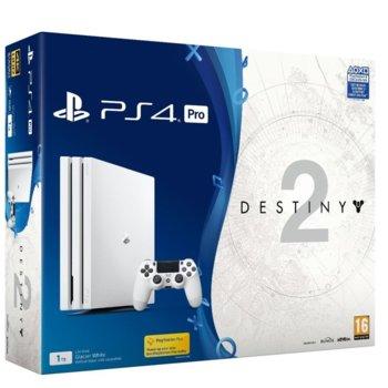 PlayStation 4 Pro Destiny 2 1TB product