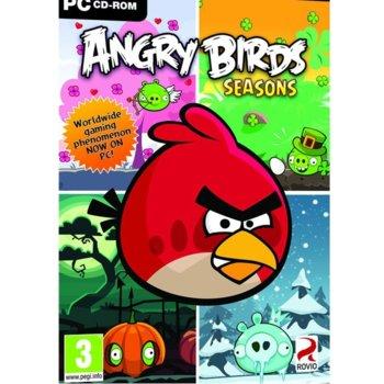 Angry Birds Seasons product