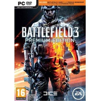 Battlefield 3 Premium Edition product
