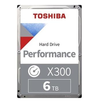 6TB Toshiba X300 HDWE160UZSVA Bulk product