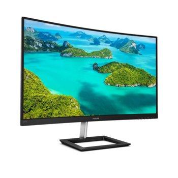 """Монитор Philips 328E1CA, 31.5"""" (80.01 cm), VA, 4k Ultra HD, 4ms, 2500:1, 250cd/m2, HDMI, DisplayPort image"""