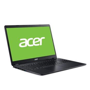 """Лаптоп Acer Aspire 3 A315-42-R8UX (NX.HF9EX.018), двуядрен Zen 2 AMD Ryzen™ 3 3200U 2.6/3.5GHz, 15.6"""" (39.62 cm) Full HD Anti-Glare LED-backlit Display, (HDMI), 4GB DDR4, 1TB HDD, 1x USB 3.0, Linux, 2.1 kg image"""