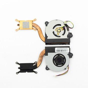 Вентилатор за лаптоп Asus, съвместим с Asus VivoBook S200E image