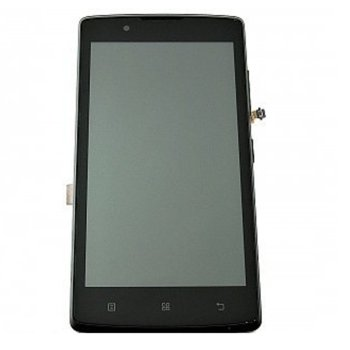 LCD Lenovo A2010 with touch and frame Black 105802 product