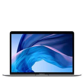 """Лаптоп Apple MacBook Air (MVH22LL/A)(сив), четириядрен Intel Core i5 1.1/3.5 GHz, 13.3"""" (33.78 cm) Retina IPS LED-Backlit Display, (Thunderbolt 3), 8GB, 512GB SSD, macOS image"""