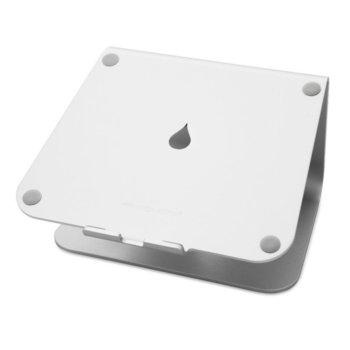 Поставка за лаптоп Rain Design mStand, 253 х 150х 190мм, сребриста, за преносими компютри image