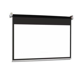 Екран Avers SOLAR PROF 50-28 MWP BT, за стена/таван, Matt White P, 5000 x 3460 мм, 16:10 image