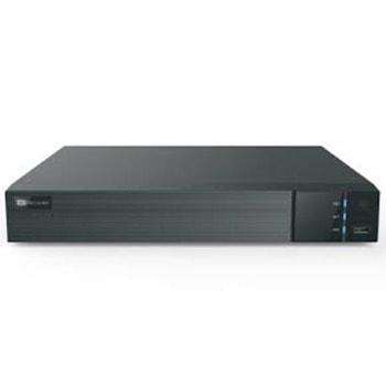Хибриден видеорекордер TVT TD-2708TS-HC, 8 канален, H.265, 1x SATA(до 8TB), 2x USB 2.0, 1x LAN10/100, 1x HDMI, 1x VGA, 1x RS485 image