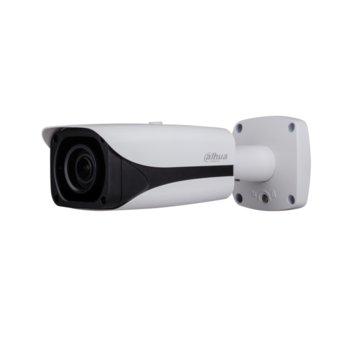 "IP камера Dahua IPC-HFW8231E-Z, насочена ""bullet"", 2 Mpix(1920x1080@50FPS), моторизиран 2.7~12mm обектив, H.265/H.264, IR осветеност(до 50 метра), външна вандалоустойчива IK10, IP67 защита от вода, PoE+, RJ-45, Mirco SD card image"