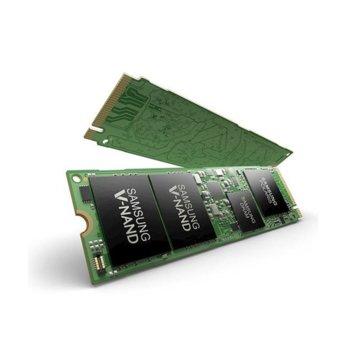 Памет SSD 256GB Samsung PM981, NVMe, M.2 (2280), скорост на четене 3,000 MB/s, скорост на запис 1,300 MB/s image