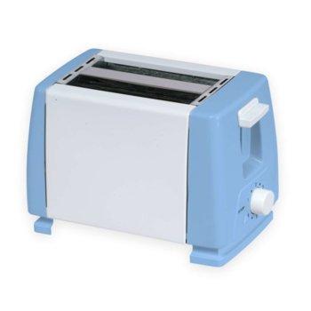 Тостер Sapir SP 1440 B, 750W, 2 филийки, син image