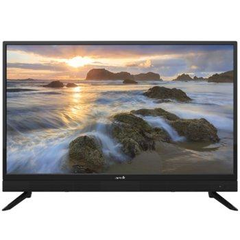 """Телевизор Arielli LED-32A6T2, 32"""" (81.28 cm) LED HD, DVB-T2C, 3x HDMI, 1x USB image"""