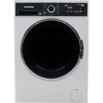 Перална машина Heinner HWM-V914TINVB+++, B, капацитет 9 kg, 1400 rpm, 15 програми, свободностояща, 60 см ширина, бял image