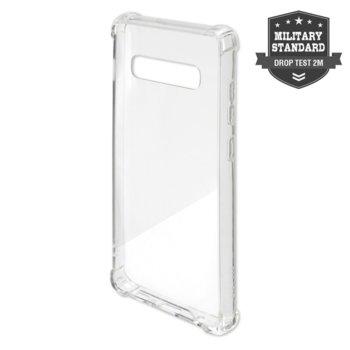 Калъф за Samsung Galaxy Note 10, хибриден, 4Smarts Hard Cover Ibiza 4S467504, удароустойчив, прозрачен image