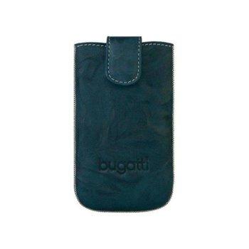Bugatti SlimCase Unique Leather ML (син)  product