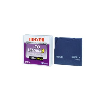 Aрхивиращo устройствo Maxell LTO3 Ultrium Data Chartridge image