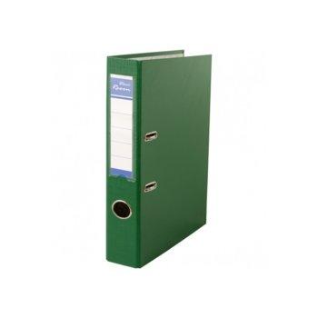 Класьор Rexon, за документи с формат до A4, дебелина 5см, зелен image
