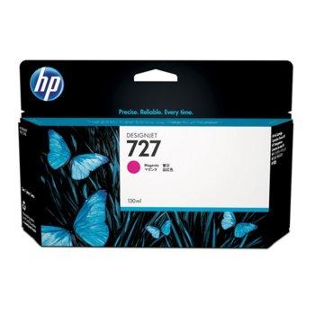 ГЛАВА HP DesignJet T920/T1500 - Magenta - /727/ - P№ B3P20A - заб.: 130ml image