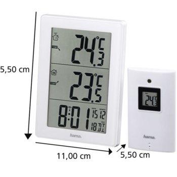 Електронна метеостанция EWS-3000 HAMA-136256 product
