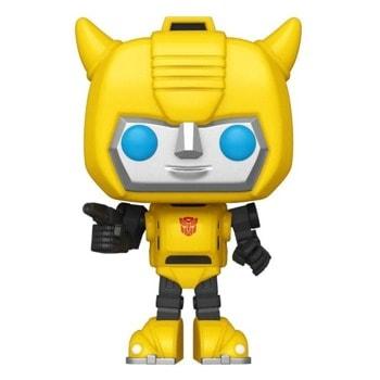 Фигура Funko POP! Retro Toys: Transformers - Bumblebee #23 image