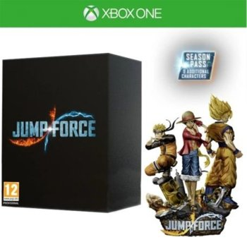 Jump Force Collectors Edition Xbox One product