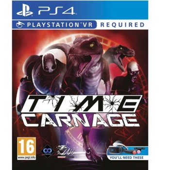 Time Carnage product