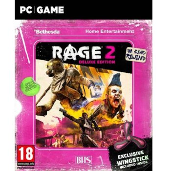 RAGE 2 Wingstick Deluxe Edition PC product