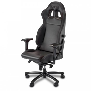 Геймърски стол Sparco GRIP Black product